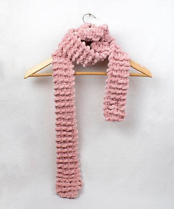 Soft Woven Scarf - Blush - Regular/Long