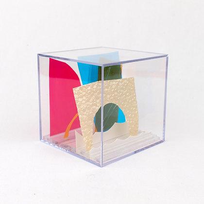 Paper Cube - Cityscape - St. Augustine