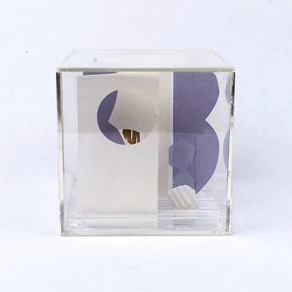 Paper Cube - Cityscape - South Beach