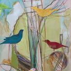 Strange Birds on Stilts