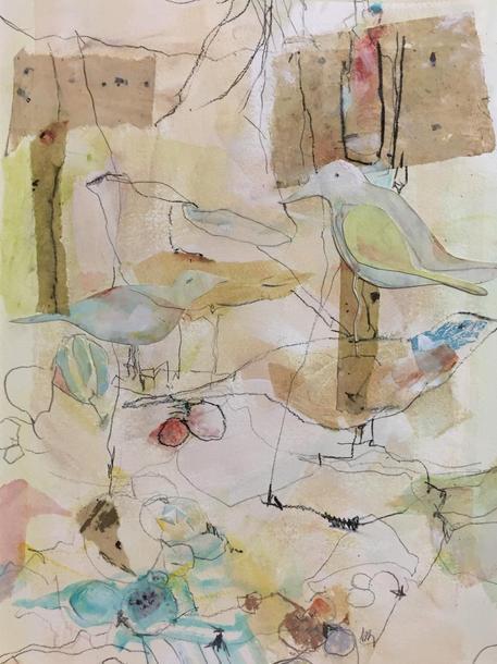 Strange Birds Remix