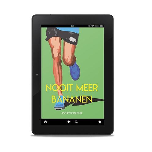 Nooit meer bananen (E-book)