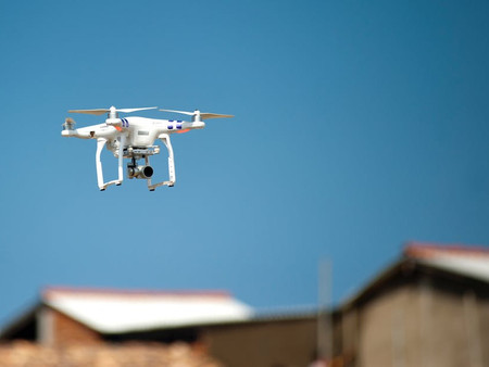 5 maneiras como drones podem ser aplicados ao BIM