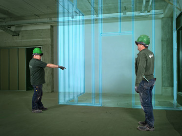 Realidade virtual aplicada a construção civil