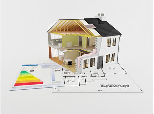 eficiência de edificações