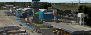 software de BIM no aeroporto de Londrina