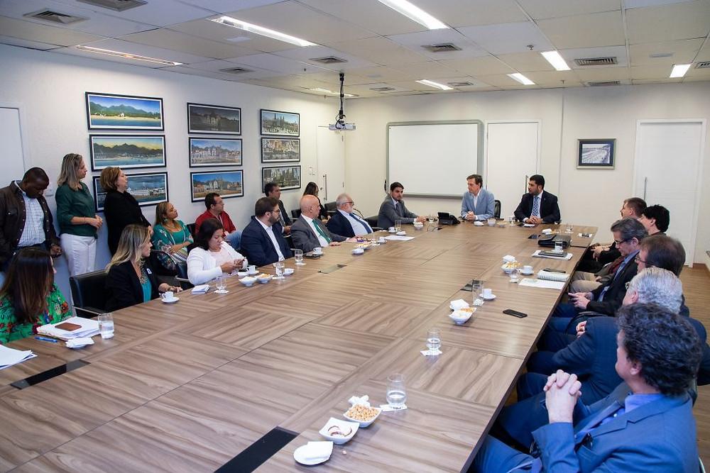 Reunião BIM-BR no Rio de Janeiro