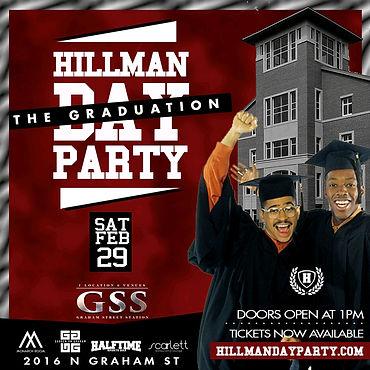 Hillman Day Pary