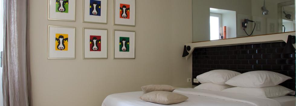 chambre double no 1 - 7