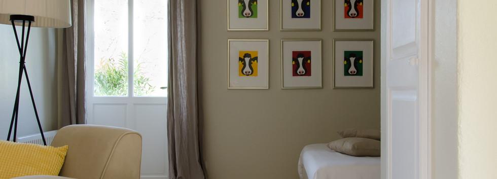 chambre double no 1 - 5