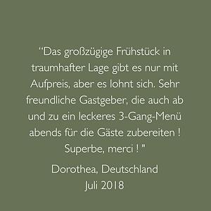 DE 2018 Dorothea