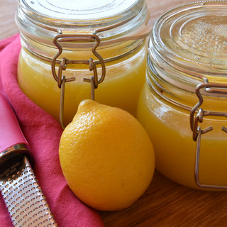 lemon curd fait-maison | home-made