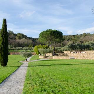 le jardin | the garden