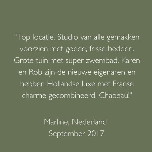 NL 2017 Marline