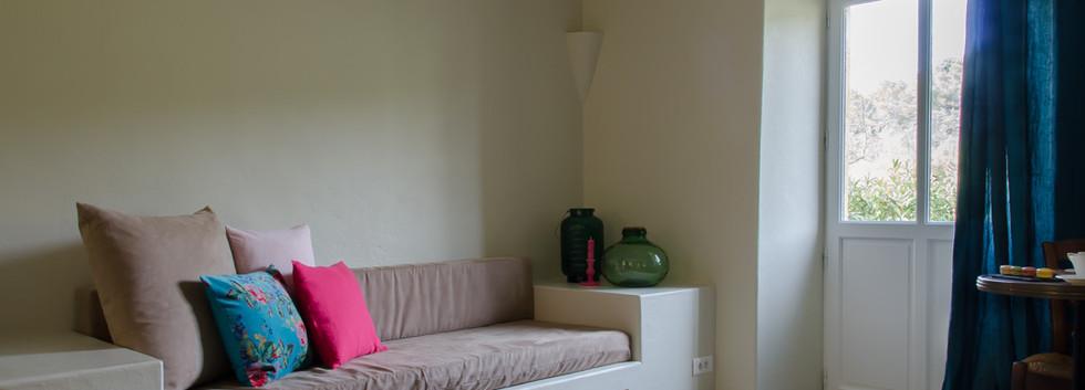 chambre double no. 2 - 3