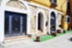 esterno Ristorante Brancaleone