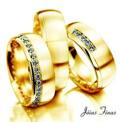 Maravilhosas Alianças de Casamento