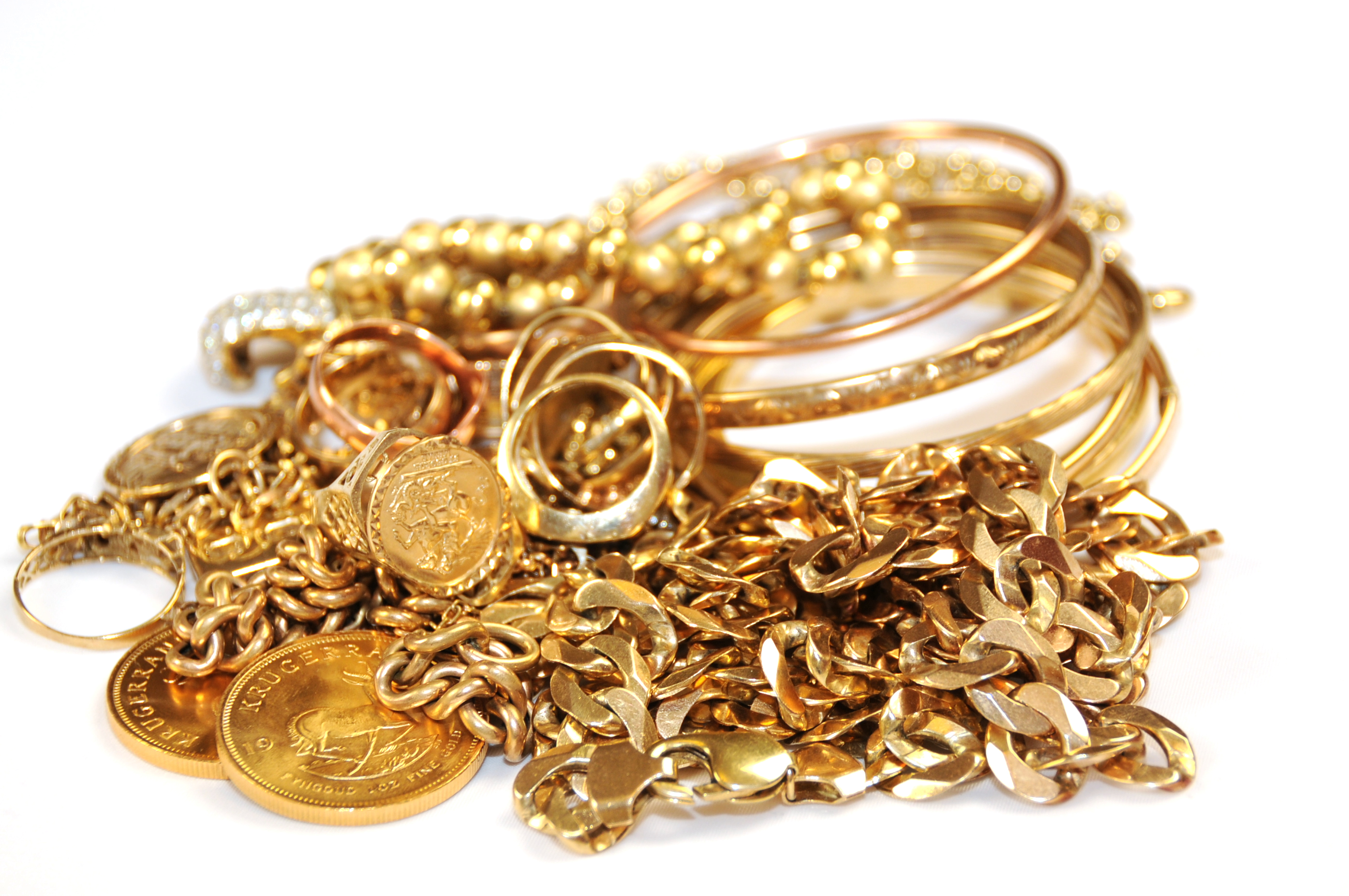 Compro Joias de Ouro