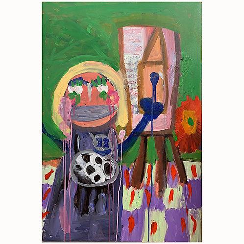 SAMO (Self Portrait)