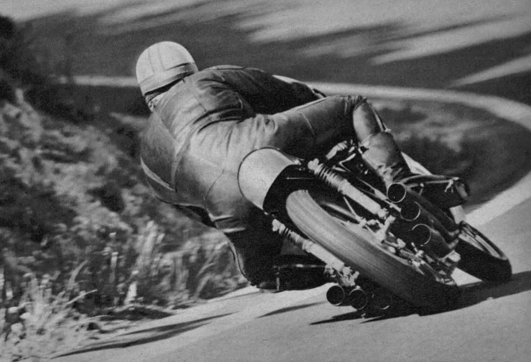 4- MIKE HAILWOOD 1966TT