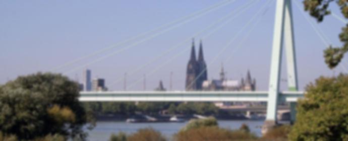 Panoramabild Köln