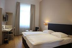 Doppelzimmer Business des Hotel Lasthaus am Ring mitten in Köln
