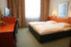 Doppelzimmer Standard des Hotel Lasthaus am Ring mitten in Köln