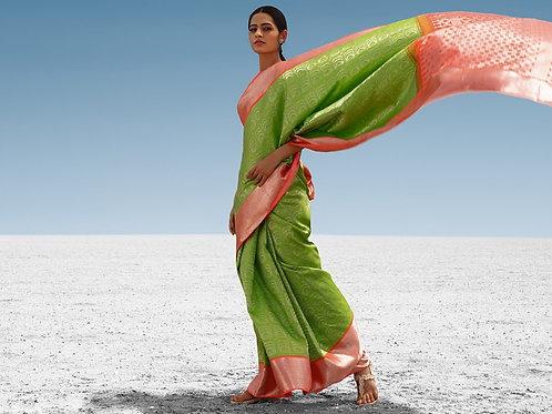Palan Silk Saree
