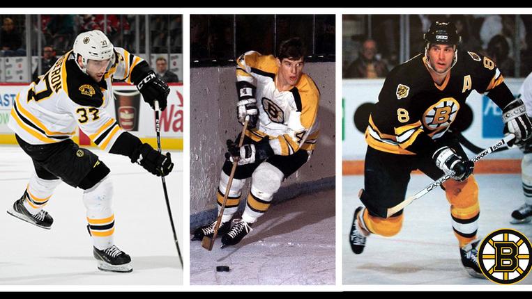 Boston Bruins All-Time Team