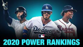MLB Power Rankings: Top 15