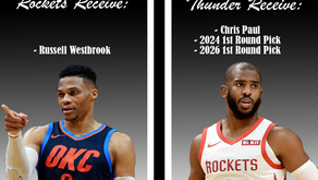 Westbrook for Paul, a new age for Rockets and Thunder