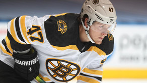 Torey Krug Signs with the St. Louis Blues