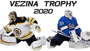 Who deserves the Vezina, Tuukka Rask or Connor Hellebuyck?