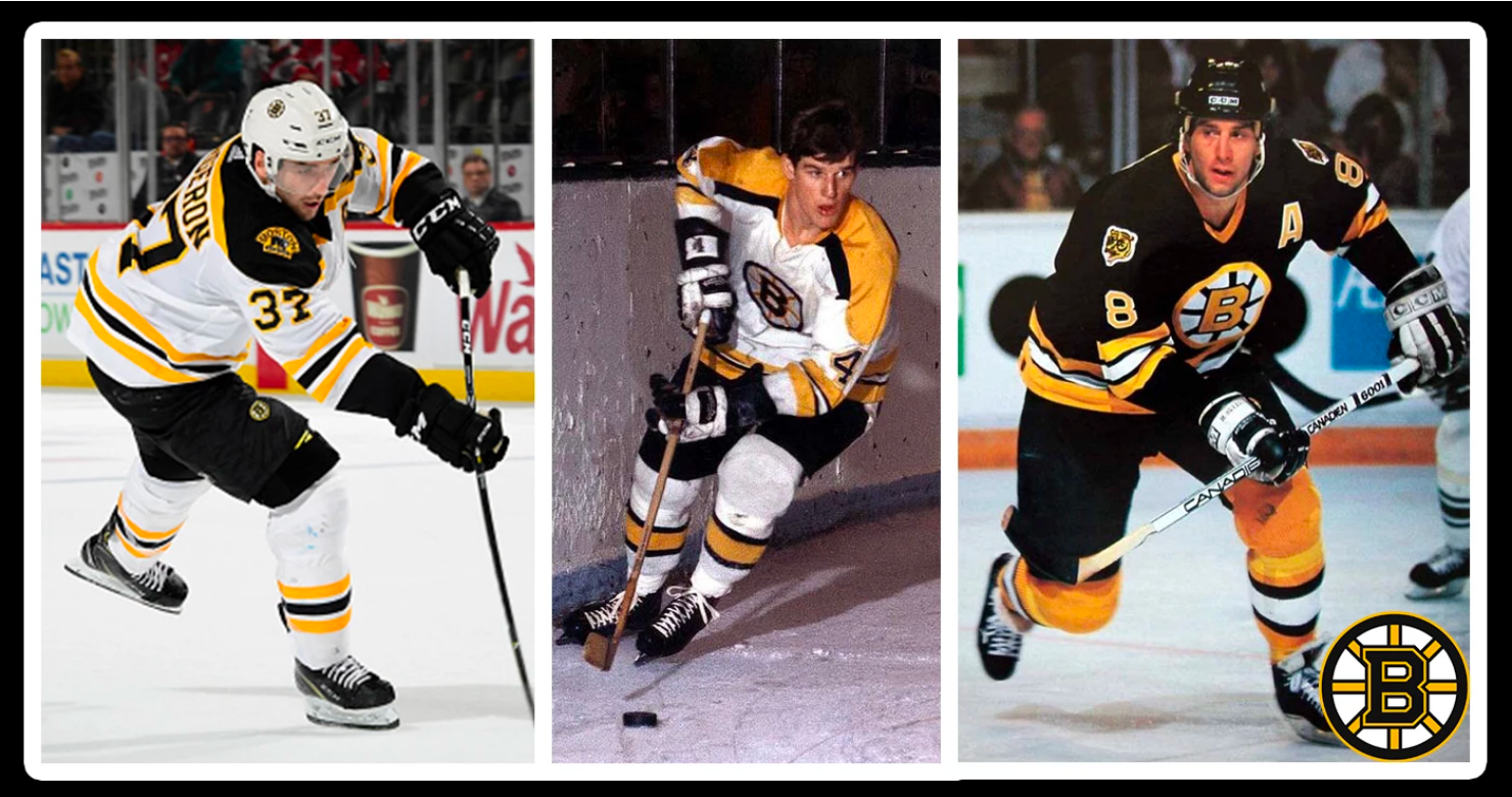 Boston Bruins All-Time Team