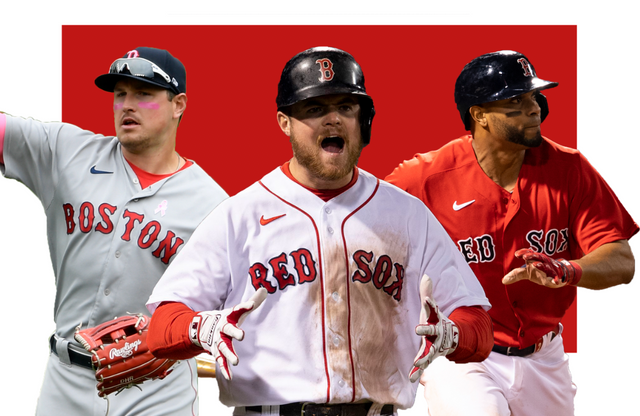 Notes on every position player who has appeared for the Red Sox this season