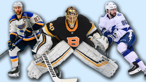 The Ten Most Likely Teams to Win the Stanley Cup at the Break