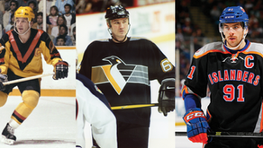 The Twenty Worst NHL Uniforms of All Time