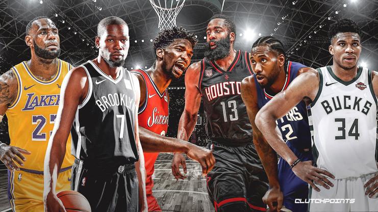 2020-21 NBA Predictions