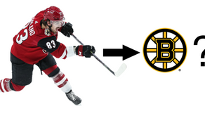 Why the Bruins should trade for Conor Garland, and how they could get him