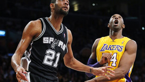 Who Had a Better Career, Tim Duncan or Kobe Bryant?