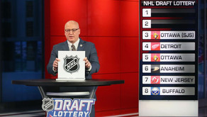 NHL Draft Lottery Proves to be a Complete Joke
