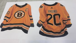 Possible Bruins fourth jersey leaked