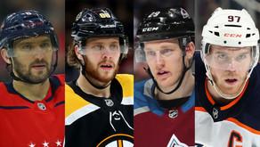 Deciding the All-NHL Teams for the 2020 Season