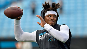 Why does Cam Newton not have a job?