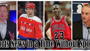 Sports News in a Time Without Sports