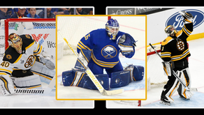 What the Bruins future in net looks like  after the Ullmark signing