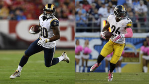 Drafting a perfect fantasy football lineup for 2018