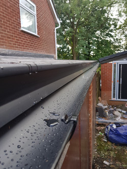 New Rubber Roof