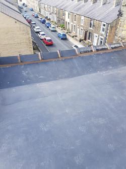 New Flat Roof