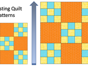 You Want It Bigger - How to Adjust a Quilt Pattern